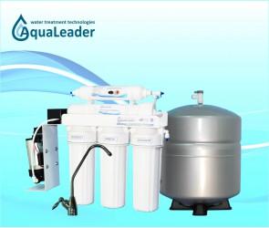 Система зворотного осмосу AquaLeader RO-5 pump
