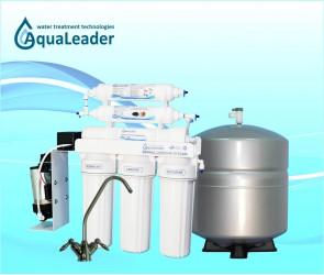 Система зворотного осмосу AquaLeader RO-6 Pump