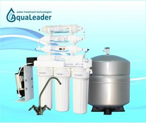 Система зворотного осмосу з насосом AquaLeader RO-7 pump