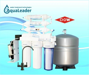 Система зворотного осмосу AquaLeader RO-7 LX pump