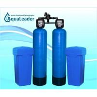 Пом'якшувач води безперервної дії AquaLeader FS100 TWIN