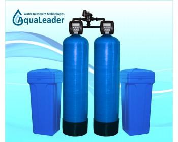 Пом'якшувач води безперервної дії AquaLeader FS150 TWIN