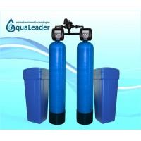 Пом'якшувач води безперервної дії AquaLeader FS75 TWIN